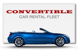 Toronto Convertible Car Rentals