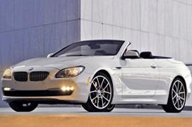 BMW 650 XDRIVE CONVERTIBLE