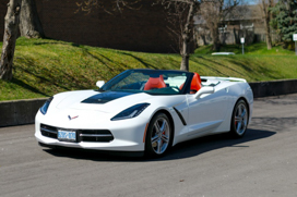 Corvette Stingray Rental