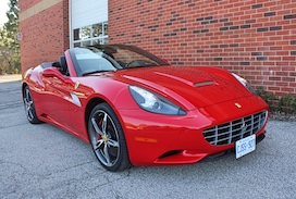 Ferrari California 30